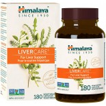 จำหน่าย Himalaya LiverCare for Liver Cleanse and Liver Detox 375 mg, 180 Capsules, 90 Day Supply