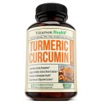 อาหารเสริมขมิ้นชัน Turmeric Curcumin with Bioperine Joint 60 Capsules Pain Relief by Vimerson Health