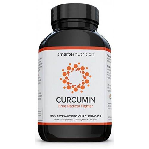 ขาย อาหารเสริมขมิ้นชัน Smarter Curcumin 60 Softgels by SMARTERNUTRITION