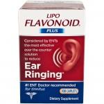 ขาย อาหารเสริมประสาทหู Lipo-Flavonoid Plus Ear Health Supplement, 100 Caplets ราคาประหยัด