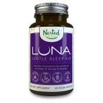 ลูน่า เมลาโทนิน Better Than Just Melatonin LUNA 60 Vegetarian Capsules