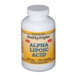 alpha lipoic acid ยี่ห้อ Healthy Origins Alpha Lipoic Acid 600 MG, 150 Count