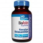 ขายอาหารเสริม Astaxanthin Nutrex, MD Formulas Hawaii, BioAstin Supreme, 6 mg, 60 V-Gels