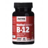 จำหน่าย B12 ยี่ห้อ Jarrow Formulas Methylcobalamin (Methyl B12)