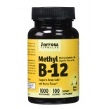 B12 ยี่ห้อ Jarrow Formulas Methylcobalamin (Methyl B12)
