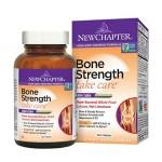 ขาย Calcium New Chapter Bone Strength Take Care, Calcium - 120 ct (เม็ด)