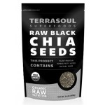 ขายเมล็ดเจีย	Terrasoul Superfoods Organic Chia Seeds (Raw, Black), 1.5 Pounds