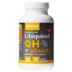 ขาย อาหารเสริม Jarrow Formulas Ubiquinol QH-Absorb, 100 mg, 120 Count ราคา ประหยัด