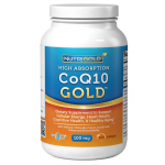 อาหารเสริม ยี่ห้อ Nutrigold CoQ10 Gold (High Absorption) (Clinically-proven KanekaQ10), 100 mg, 120 softgels