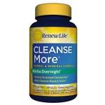 อาหารเสริมดีท็อก Renew Life - Cleanse More