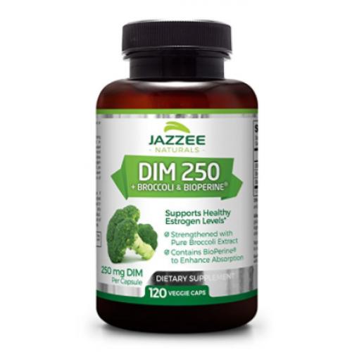 DIM 250 mg per Capsule BY Jazzee Naturals