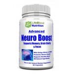 ขาย อาหารเสริมบำรุงสมอง  LifeBlend - Advanced Brain Function Booster for Memory, Focus & Clarity