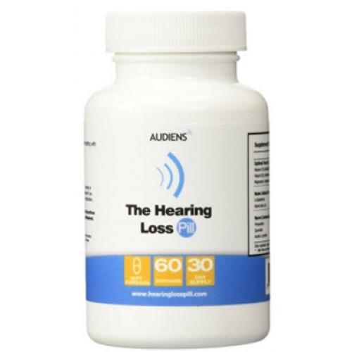 อาหารเสริมประสาทหู The Hearing Loss Pill - A Hearing Loss Treatment