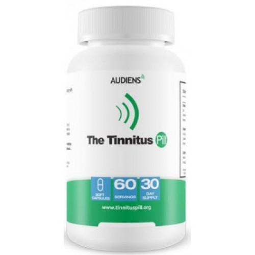 ขาย อาหารเสริมประสาทหู The Tinnitus Pill - Natural Remedy for Tinnitus Symptoms