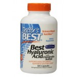 ขาย Hyaluronic acid 	Doctor's Best - Best Hyaluronic Acid with Chondroitin Sulfate, 180 Capsules