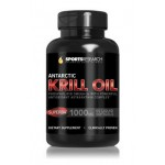 Krill Oil  ยี่ห้อ	Pure Antarctic Krill Oil with Astaxanthin; Double-Strength with 1000mg of Superba