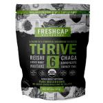 อาหารเสริม เห็ด ยี่ห้อTHRIVE 6 Powerful Mushroom Extract Powder