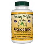 สารสกัดเปลือกสน ยี่ห้อ Healthy Origins Pycnogenol (Nature's Super Antioxidant) 100 mg, 120 Veggie Caps