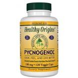 สารสกัดเปลือกสน ยี่ห้อ Healthy Origins Pycnogenol (Nature's Super Antioxidant) 100 mg, 120 Veggie Caps
