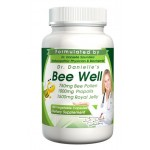 ขายอาหารเสริม royal jelly Dr. Danielle's Bee Well (Royal Jelly 1500mg, Propolis 1000mg, Beepollen 750mg) in 4 Daily Capsules