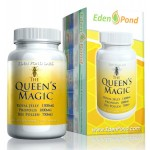 ขายอาหารเสริม royal jelly Eden Pond Queen's Magic Bee Pollen Capsules, 120 Count