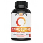 ซิลิเนียม ยี่ห้อ Thyroid Support Complex With Iodine - Energy, Metabolism & Focus Formula - Vegetarian, Soy & Gluten Free ราคา ประหยัด