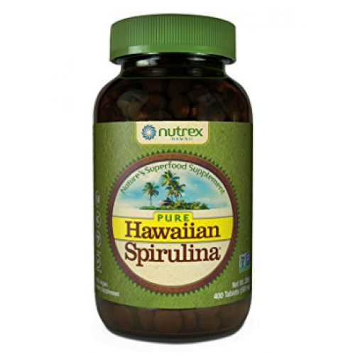 จำหน่าย สไปรูลิน่า ยี่ห้อ Pure Hawaiian Spirulina
