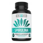 สไปรูลิน่า ยี่ห้อ Zhou Nutrition Non-GMO Spirulina Tablets