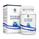 อาหารเสริมไทรอยด์ ยี่ห้อ Thyroid Support Supplement with Iodine by 1 Body