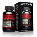 อาหารเสริมลดน้ำหนัก weight loss ยี่ห้อ Ubervita W700 Thermogenic Hyper Metabolizer Capsules, 60 Count