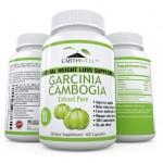 ขายอาหารเสริมลดน้ำหนัก Earthwell Natural Weight Loss Supplement Garcina Cambogia Extract 500mg with 60% HCA 60 Capsules