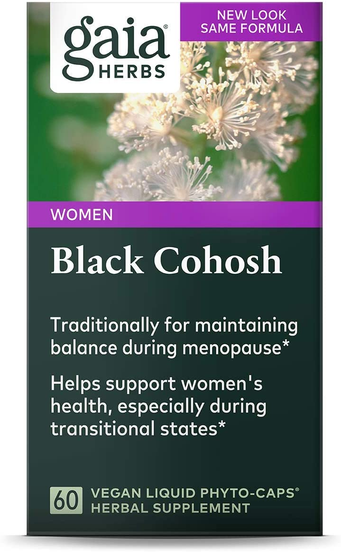 อาหารเสริม Black Cohosh ยี่ห้อที่ไหนดีเป็นอันดับที่ 9 ของอเมริกาจำหน่ายแบล็กโคฮอสPure Black Cohosh 365 Capsules