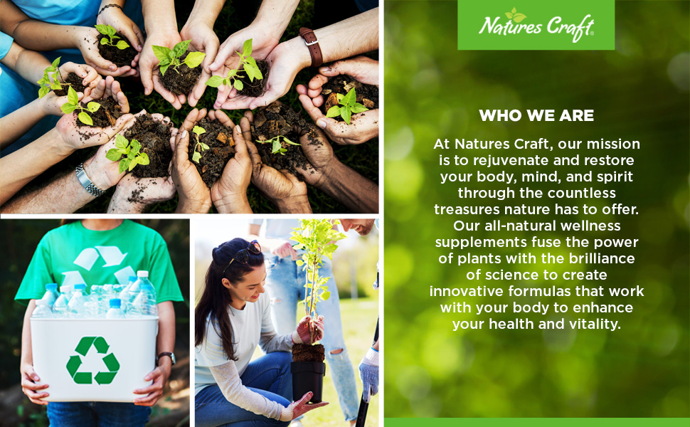 Who is Natures craft