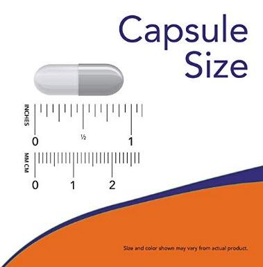 ขนาดของ capsule