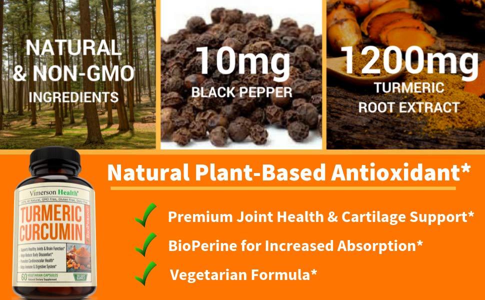 Natural Plant-Based Antioxidant