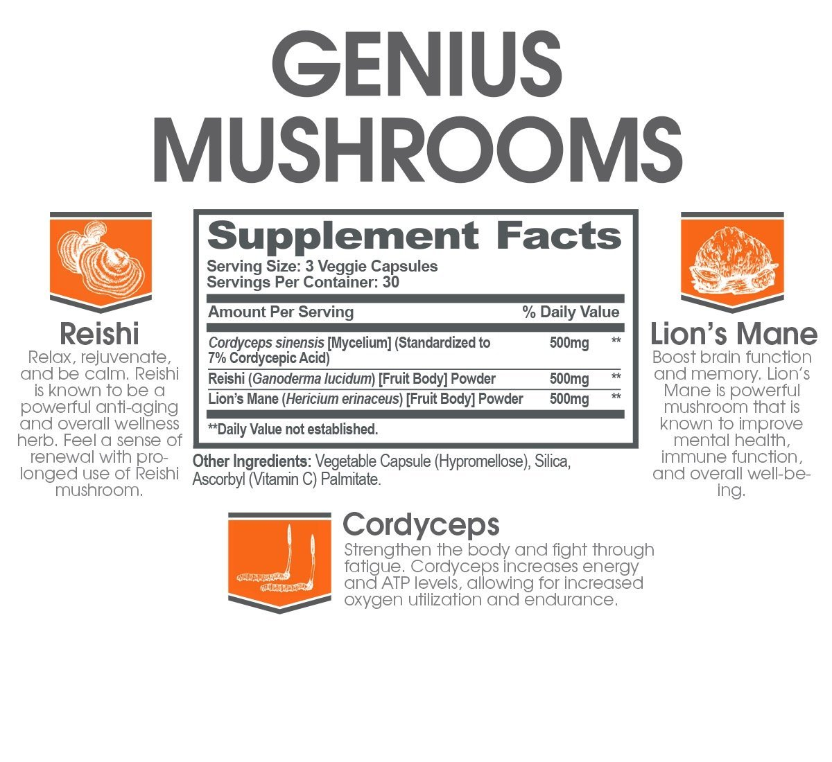 Genius Mushroom
